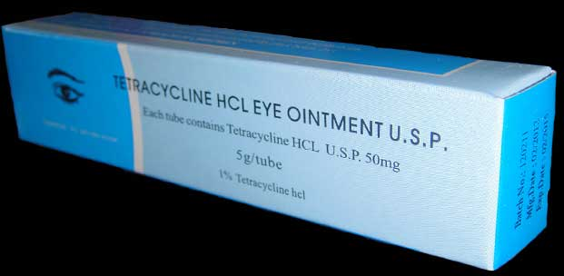 TETRACYCLINE HCL